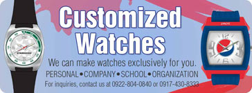 Customize-Watches