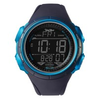 GENOME DIGITAL RUBBER WATCH