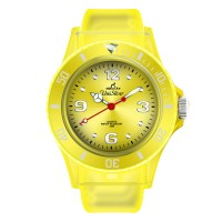 CRYSTAL CLEAR ANALOG WATCH