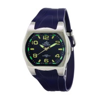 TOP FORCE ANALOG RUBBER WATCH