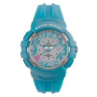SWEETHEART RUBBER ANALOG WATCH