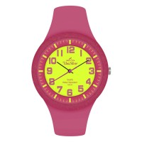 ZIPPY RUBBER ANALOG WATCH