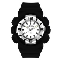 URBANITE RUBBER ANALOG WATCH