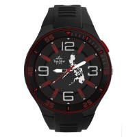 THE PH MAKABAYAN ANALOG RUBBER WATCH