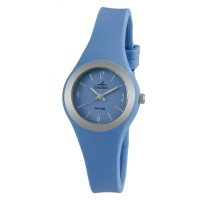 CHROMA BURST ANALOG RUBBER WATCH