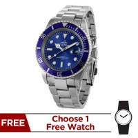 CHAMPIONATE STAINLESS STEEL ANALOG WATCH