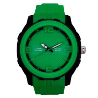 DARREN ESPANTOS TOPBEATZ ANALOG RUBBER WATCH