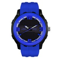 MENZ TOPBEATZ ANALOG RUBBER WATCH
