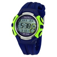 SPORTIZE DIGITAL RUBBER WATCH