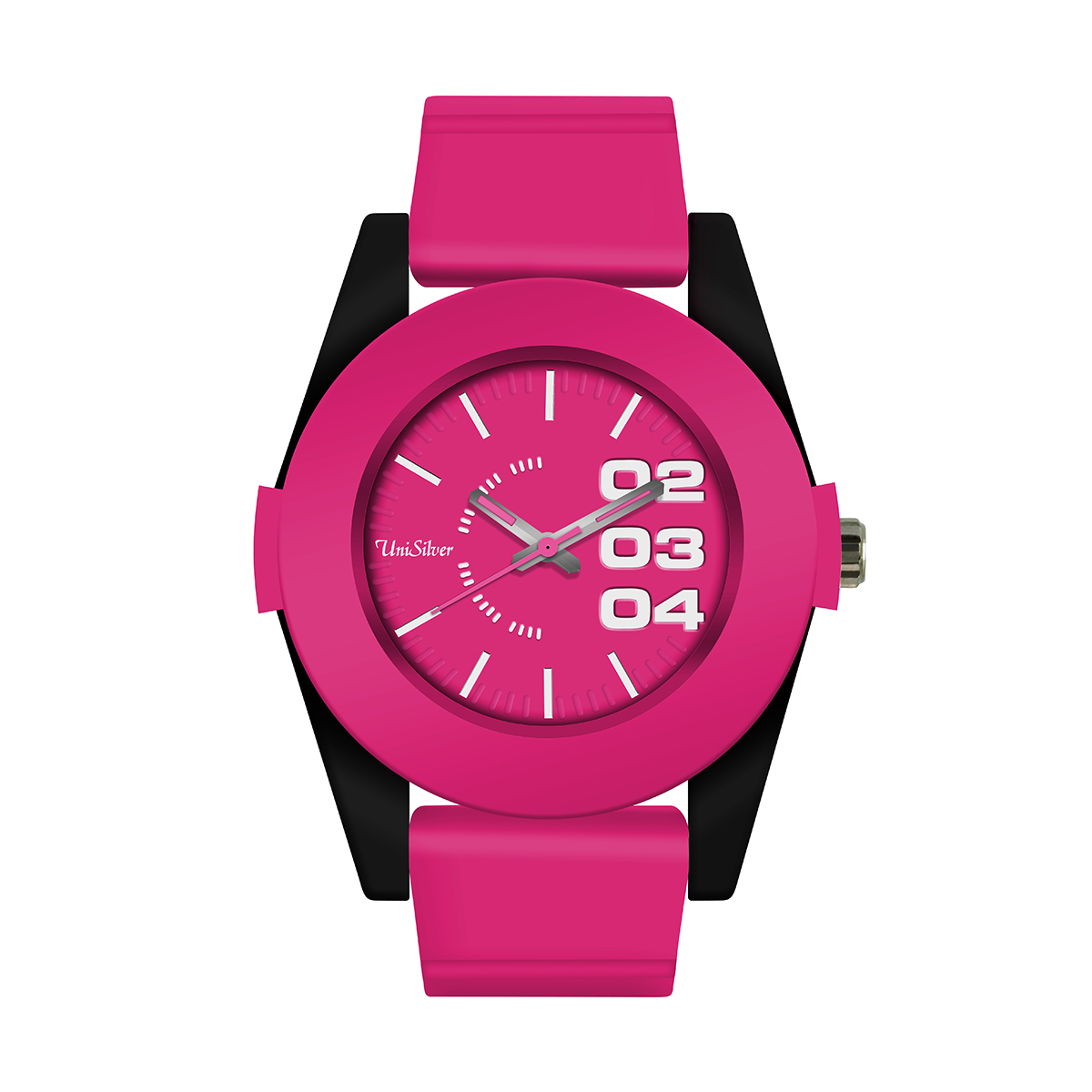 HALLYU ANALOG WATCH