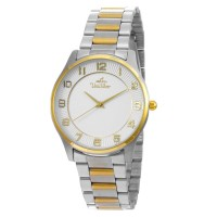 RADIANZA TWO TONE STAINLESS STEEL WATCH