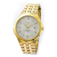 NOVASTELLA PAIR GOLD  STAINLESS STEEL WATCH