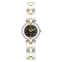 FLORETTE TWO TONE STAINLESS STEEL ANALOG WATCH