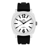 KONVEX VERTICLE ANALOG RUBBER WATCH
