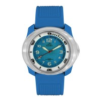 MENS HYPER TROOPER ANALOG RUBBER WATCH
