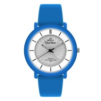 MEZMERIZE ANALOG RUBBER WATCH