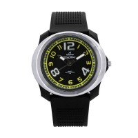 MENS ALPHA TROOPER ANALOG RUBBER WATCH