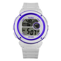MENS WHIZLER DIGITAL RUBBER WATCH