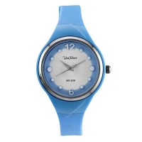 DORABLE RUBBER ANALOG WATCH