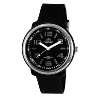 COOLEDGE ANALOG RUBBER WATCH
