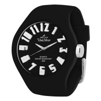 BLISS RUBBER ANALOG WATCH