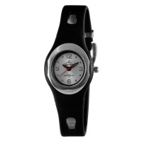 ZYGO WOMENS ANALOG RUBBER WATCH