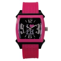 MINI I LOVE PH RUBBER ANALOG WATCH
