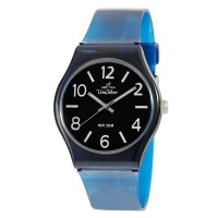 STENON-ALTI ANALOG RUBBER WATCH