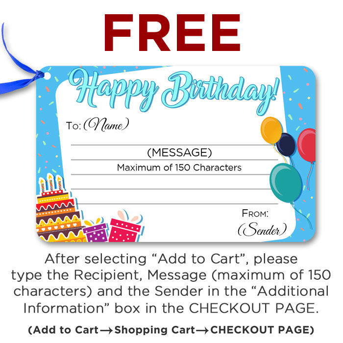 Unisilver Time Happy Birthday Card Make It Special Watches