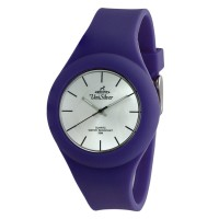 UniSilver TIME Unisex Jelly Elite Analog Rubber Watch