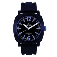 Konvex Vertice Analog Rubber Watches