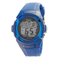 UniSilver TIME Bucksie Digital Rubber Watch