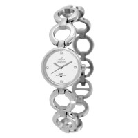 SERENITY STAINLESS STEEL ANALOG WATCH