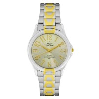 SYMPHONY TWO TONE STAINLESS STEEL ANALOG WATCH