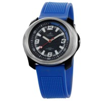 MENS TROOPER ANALOG RUBBER WATCH