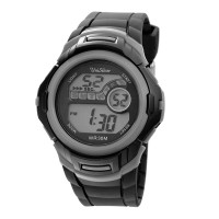 NUCLEON DIGITAL RUBBER WATCH