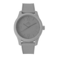 Unisilver TIME Unisex Grey Analog Rubber Watch