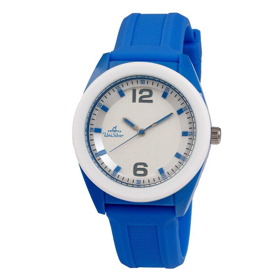 NEO POP RUBBER ANALOG WATCH