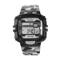 BATALLION CAMOUFLAGE DIGITAL WATCH
