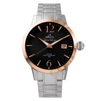 GYRO CLASSIC STAINLESS STEEL ANALOG WATCH