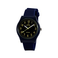 UniSilver TIME Womens Navy Blue Analog Rubber Watch