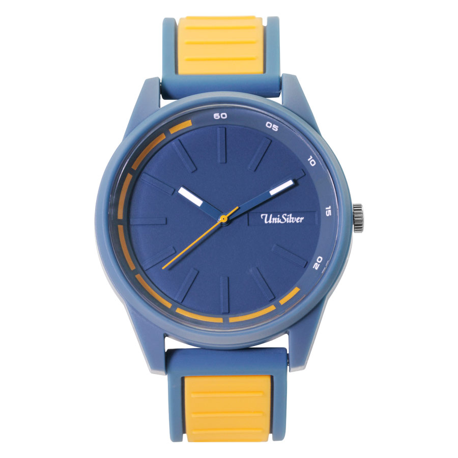BASELINE RUBBER ANALOG WATCH