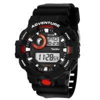 UNISILVER TIME MEN'S DIGITAL WATCH