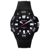 UniSilver TIME Enzo Pineda's Rebound Analog Rubber Black/White/Red  KW1725-1001