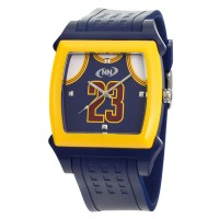 NOW OR NEVER JERSEYLB23 ANALOG WATCH