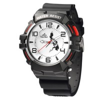 HENRY EDWARDS' TRIP PINOY MAKABAYAN RUBBER ANALOG WATCH