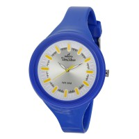 MOSDO WAVE ANALOG RUBBER WATCH