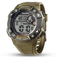 GREEN SENTRY DIGITAL WATCH