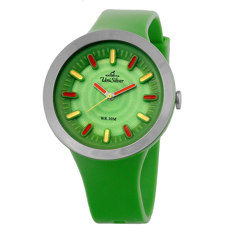 SUGAR PILLZ RUBBER ANALOG WATCH