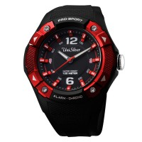 RED STRYKER ANALOG WATCH